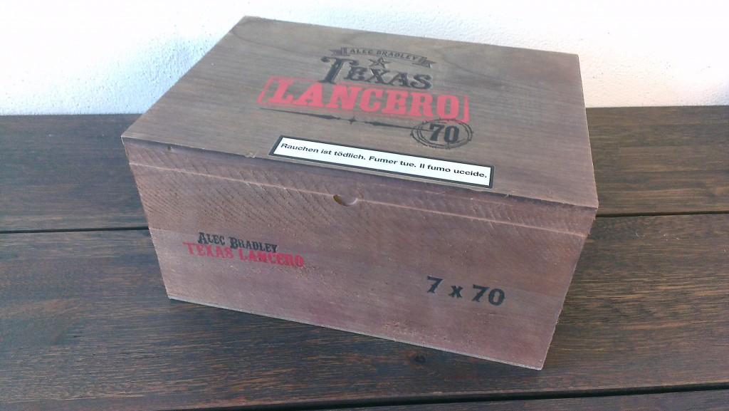 Alec Bradley die Texas Lancero von zigarrenversand.ch
