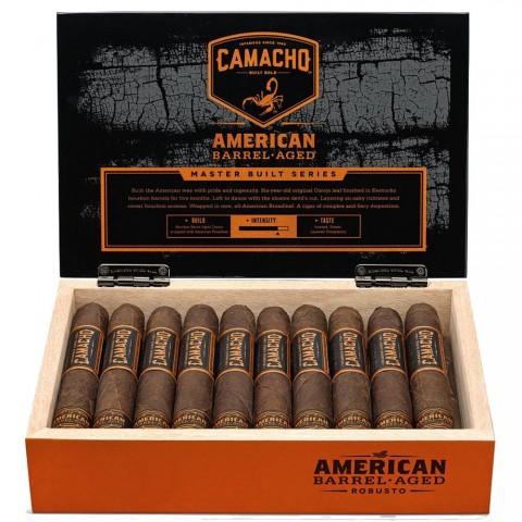 camacho_american_barrel_aged_robusto_20s